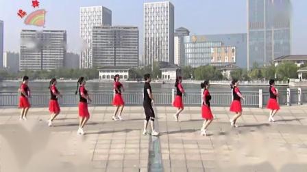 青儿广场舞《美了美了》