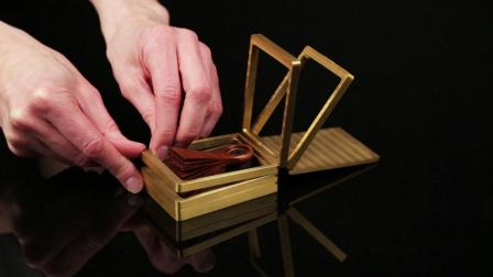 Intricate boxes by Christopher Gentner