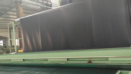 7米宽1.5mmhdpe土工膜生产视频