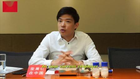 """移民二代吴亚欧:""""中国人的身份给了我更多的机会和发展"""""""