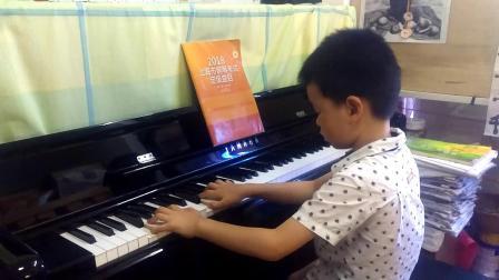 2018年上海音协钢琴考级八级_音阶_20180719