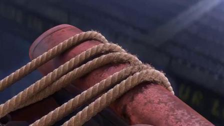 《赛车总动员2》  麦昆生命受威胁 板牙火急火燎救友