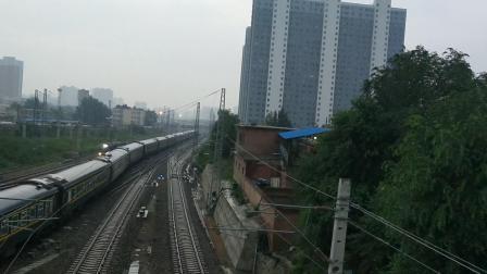 1133次列车天津-乌海西