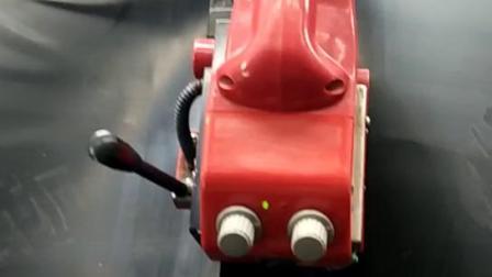 hdpe防渗膜焊接视频