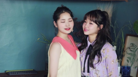 [Makestar]WekiMeki_23_写真集花絮_YooJung&Rina