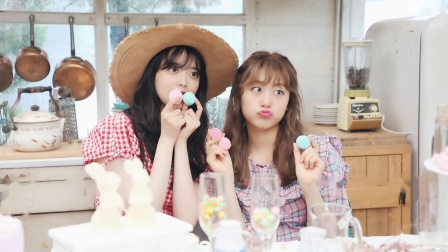 [Makestar]WekiMeki_24_写真花絮_Ji SuYeon&Lua