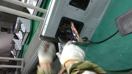 安装侧吸电源盒视频
