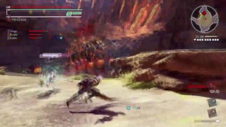 【游民星空】《噬神者3》游戏演示(5)
