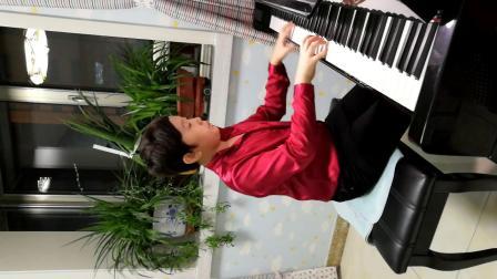 塔吉克舞曲钢琴演奏(王浩然)