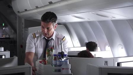 官方,空客(Airbus)首架A330-900neo商业展示飞行纪实