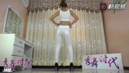 秀舞时代 小星星 EXID Ah Yeah 舞蹈 电脑版 2 背面