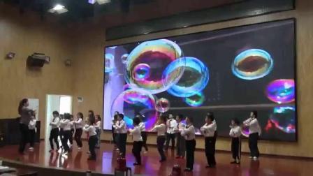 小学音乐二年级上册第6课 跳起舞_编创与活动_第一课时_孙荣_T2487254