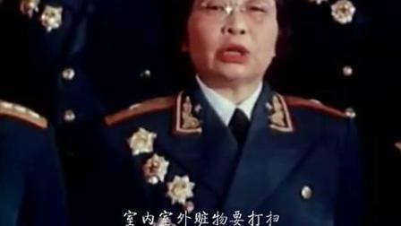 珍贵视频!230名开国将军强势大合唱,这才叫军歌!