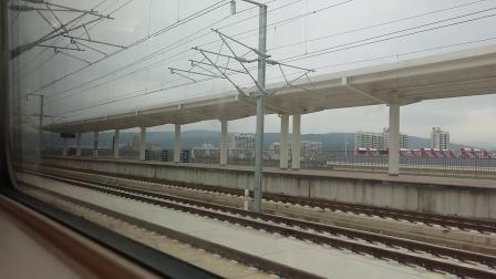 宝兰高铁 - 宝鸡南站 → 兰州西站