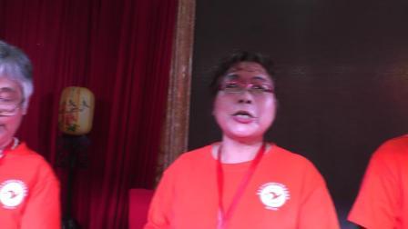 西河老知青联欢节目小合唱:《再过二十年,我们来相会》