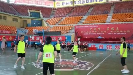 中国梦.劳动美忻州第二届花毽比赛静乐二队视频