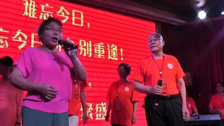 西河老知青联欢节目《微山湖》