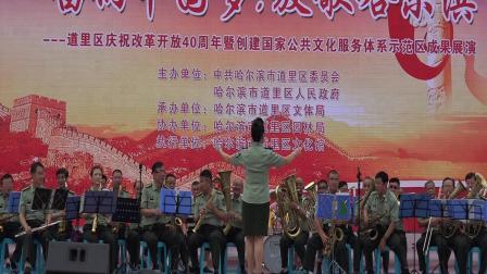 吹奏乐【祝您好运】演奏: 文昌吹奏乐团  指挥:王 辉  0013