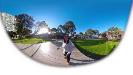 蒙纳士大学校园游全景360度视频