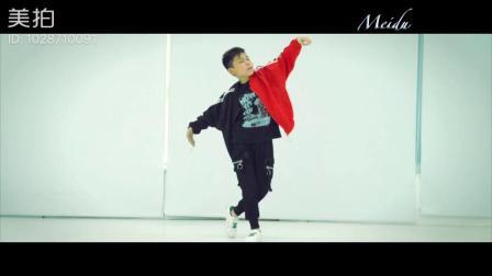 南京美度舞蹈培训 少儿街舞-EiEi