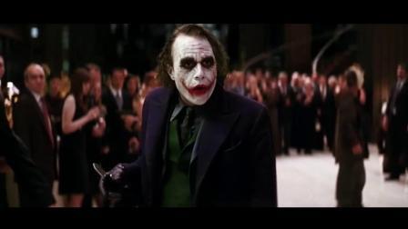 【高燃踩点混剪】小丑有很多类 但让你记住的永远是演员希斯莱杰扮演的小丑(电影《蝙蝠侠:黑暗骑士》上映十周年)