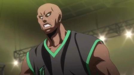 黑子的篮球: 赤司再次切换第二人格, 对方连传球都不能