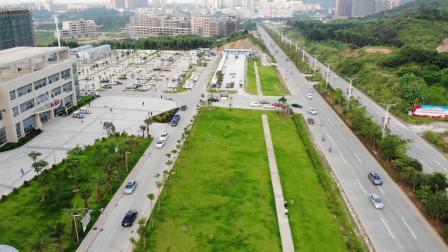 原来是惠东航拍惠东县人民医院