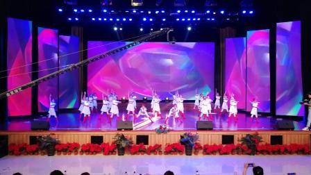 代春华老师的舞蹈《绿旋风》桃李春舞蹈学校
