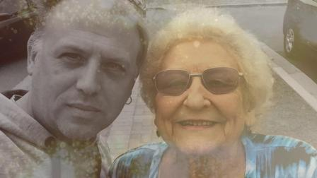 Abide With Me (Irene Simkin funeral)