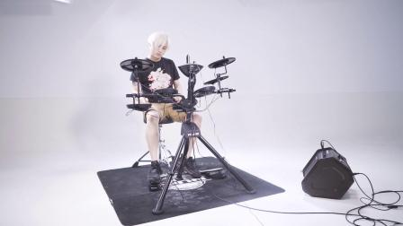 NUX DM-1 电子鼓安装操作视频演示