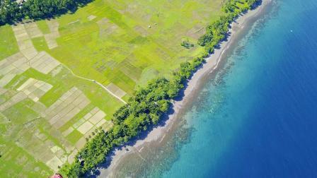 不知名的神秘小岛—甘米银,秒杀长滩、薄荷等一众海岛