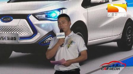 """横渡万里长江,江淮iEV6E新品""""万里公测第一跑"""" 行至江城武汉"""
