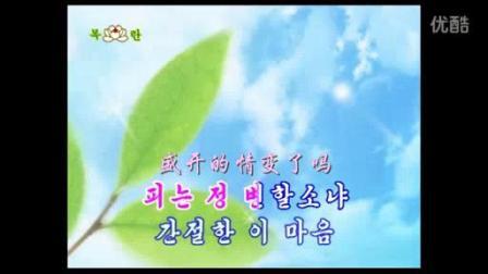 我在【译制朝鲜歌曲伴奏】你是我的爱人 그대는 내 사랑截了一段小视频