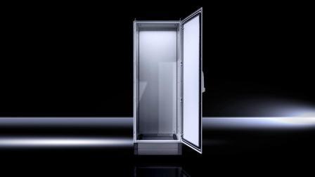 威图TS8机柜 柜门