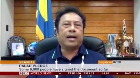 【2018戛纳】钛狮/ 直销狮/ 可持续发展目标狮Palau Pledge