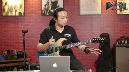 铁人音乐频道乐器测评-BOSS KATANA 刀 数字音箱(USB软件应用部分)