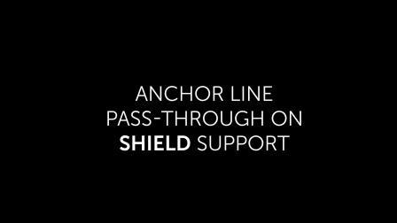 防坠落保护系统—Anchor line shield pass-through