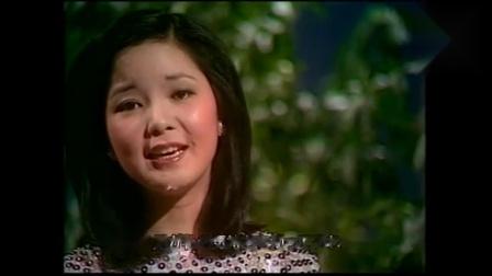 邓丽君不是这首歌的原唱, 却把这首歌唱红大街小巷, 百听不厌!