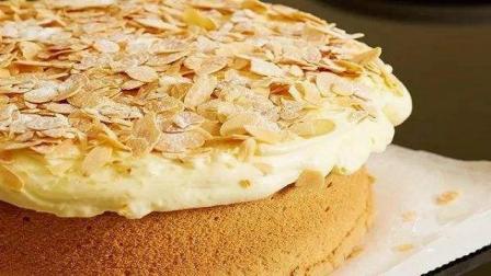 西点烘焙短期培训班 刘清烘焙学校 生日蛋糕简单裱花