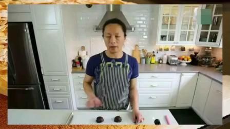 烘焙视频教程全集 水果披萨的做法 抹茶蛋糕做法