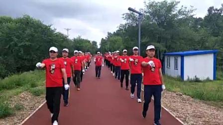 黑龙江省甘南县徒步