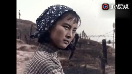 74年电影《渡江侦察记》片段,侦察小分队江边侦察搞到江防工事图
