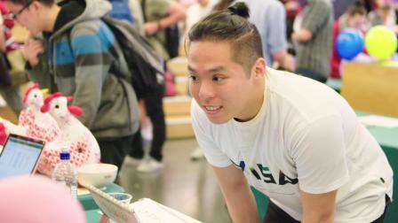 惠灵顿维多利亚大学学生Deon的在校生活 Meet Deon – Life at Victoria University