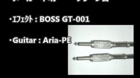 3种吉他连接线音色对比 无品牌款/Live Line LE系列/CAJ IL系列
