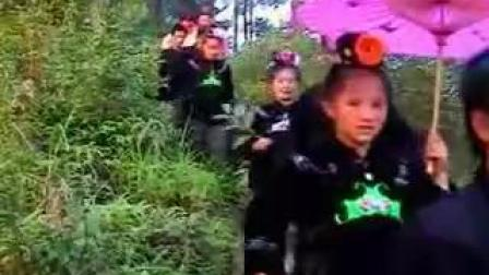 贵州凯里苗族姑娘游方风情6月6情歌