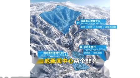 重磅!2022年冬奥会延庆赛区核心区场馆规划设计出炉