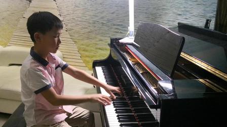 钢琴曲《小丑》
