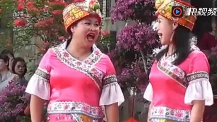 广西山歌现场对唱