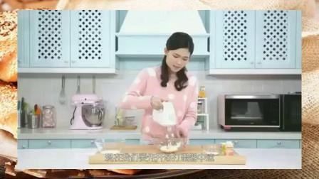 8寸戚风蛋糕的做法视频 如何制作生日蛋糕 电饭锅蒸蛋糕的做法