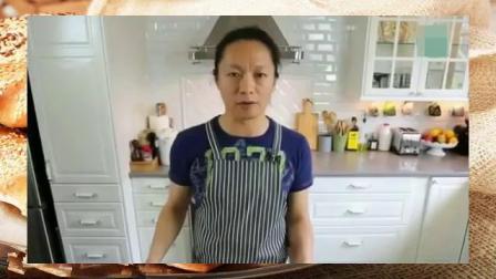 蛋糕卷的做法 学做蛋糕西点 上海糕点培训班
